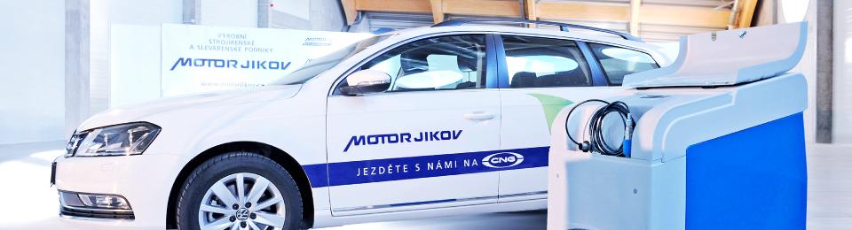 MOTOR JIKOV CNG