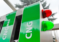 50th Jubilee Public CNG Station in the Czech Republic Starts its Operation in Jindřichův Hradec