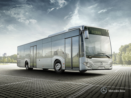 Evobus / MB Citaro CNG 18 m
