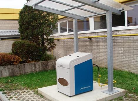 Installation of MJ05 - Energetika Maribor – Slovenia