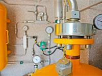 MOTOR JIKOV developed a new CNG filling station